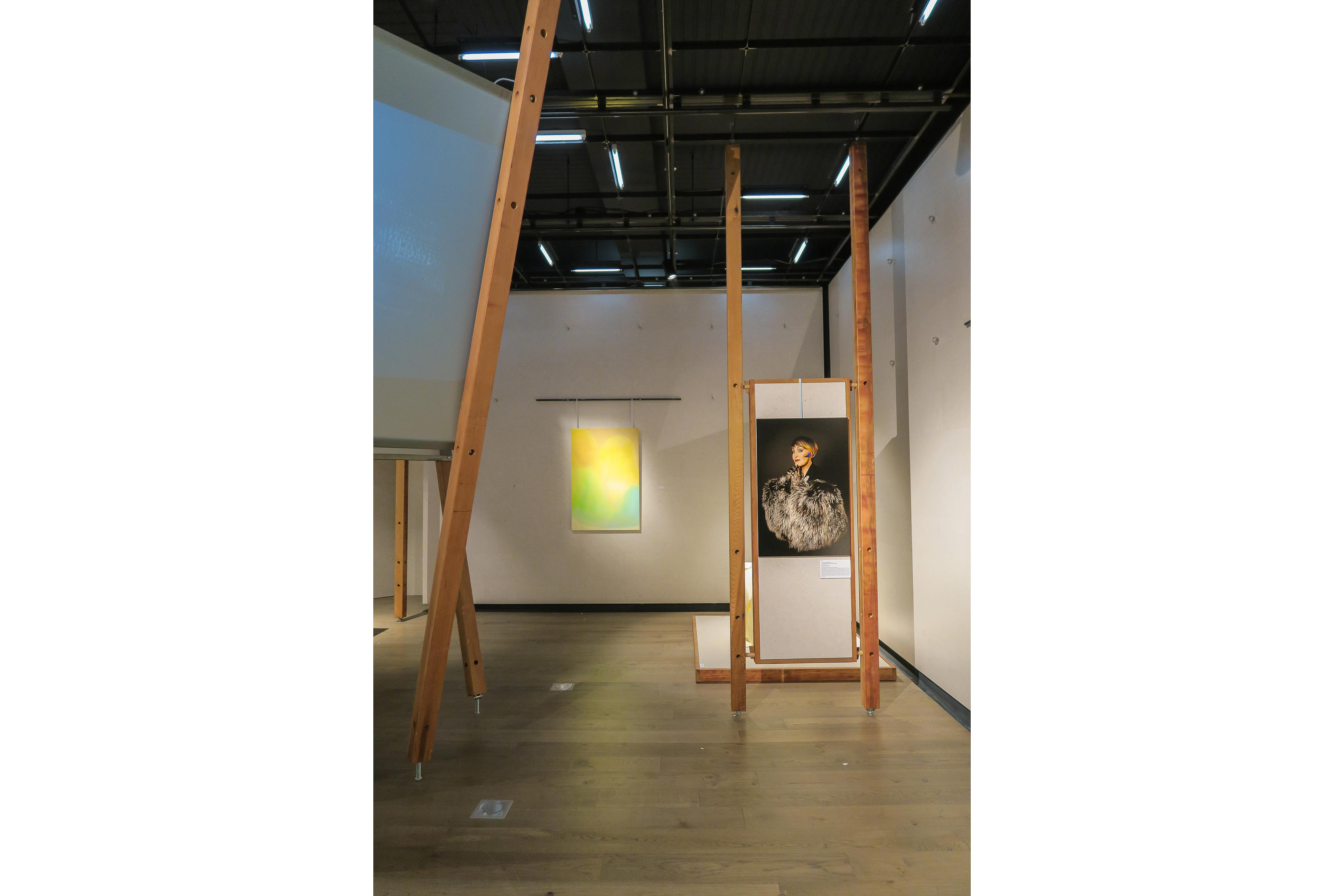 Architecture D Intérieur Saint Luc galerie box 41 | esa st luc liège - conception lumière